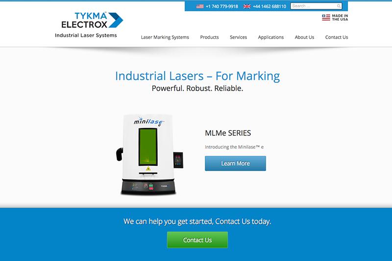 TYKMA Electrox