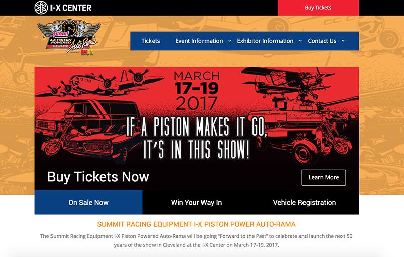 IX Center - Piston Power Show