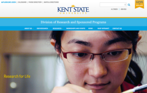 Kent State University Research Department