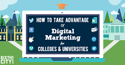 higher ed marketing