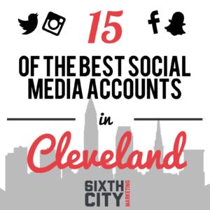 social media cleveland