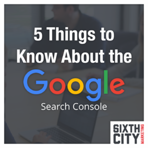 Google Search Console Basics