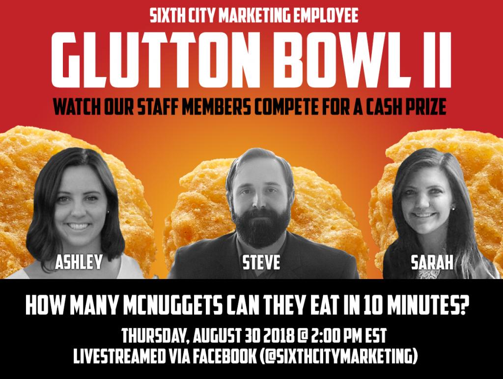 glutton bowl