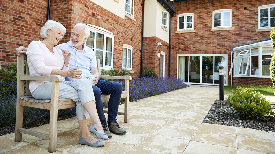 Retirement community marketing