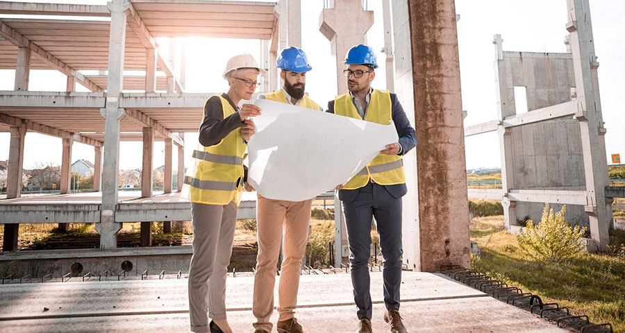 SEO services for construction