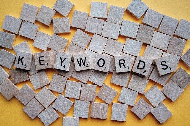 effective keywords for SEO