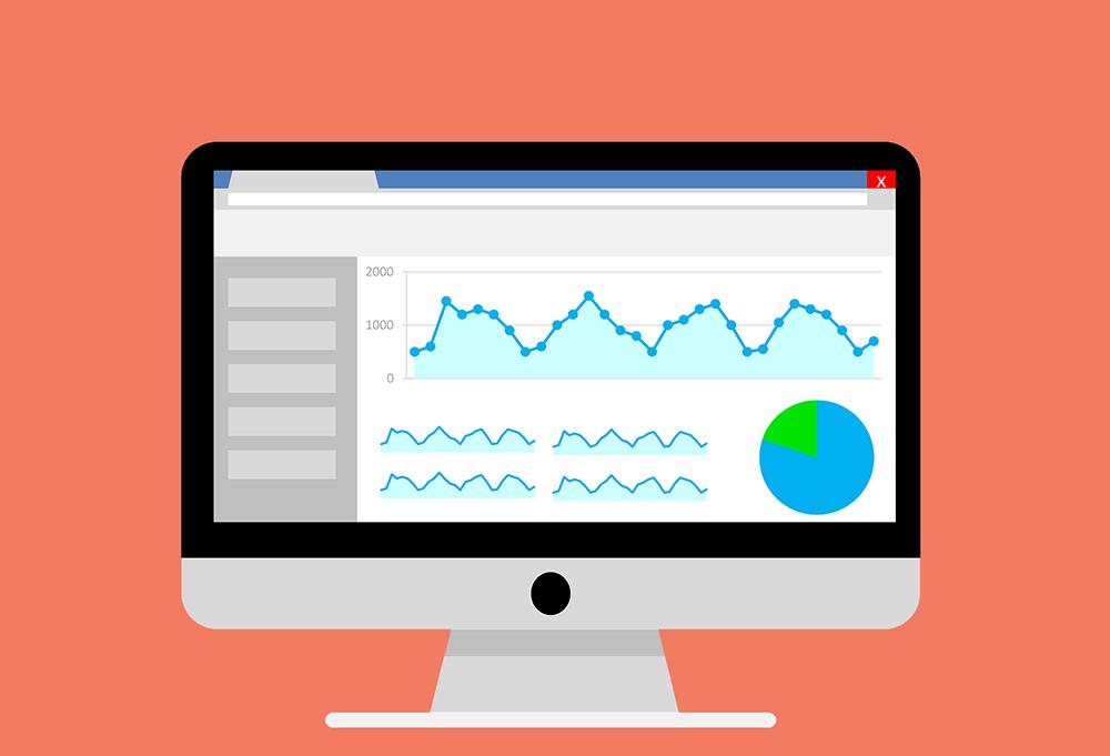 track GMB visits analytics