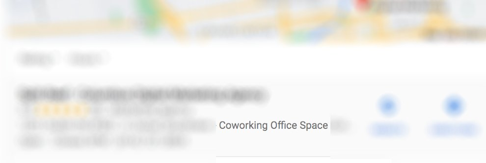co-working spaces GMB