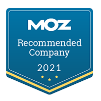 moz recommended company logo